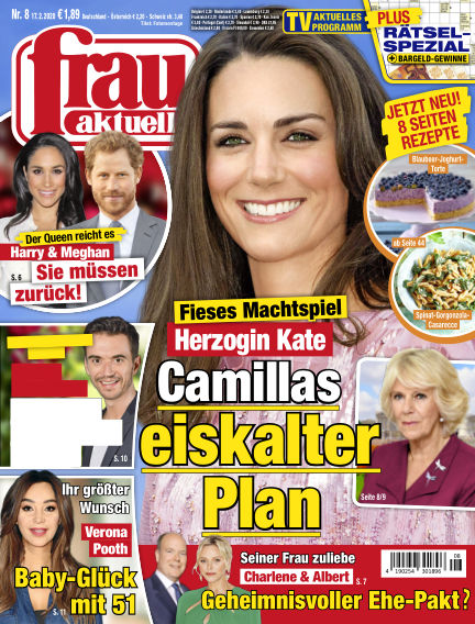 frau aktuell February 17, 2020 00:00