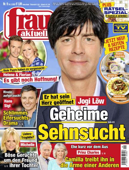 frau aktuell February 24, 2020 00:00