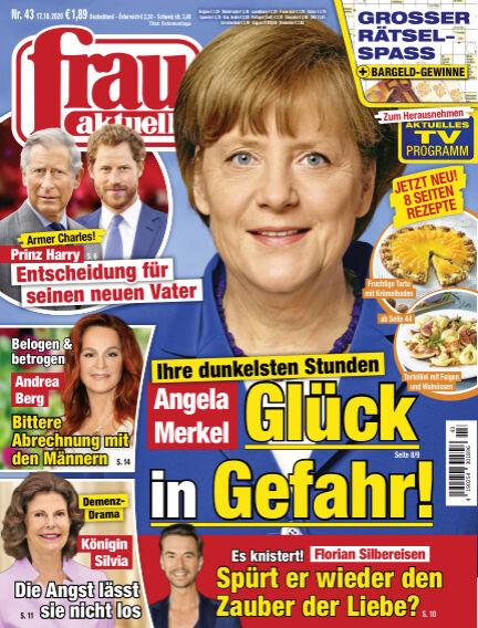 frau aktuell October 17, 2020 00:00