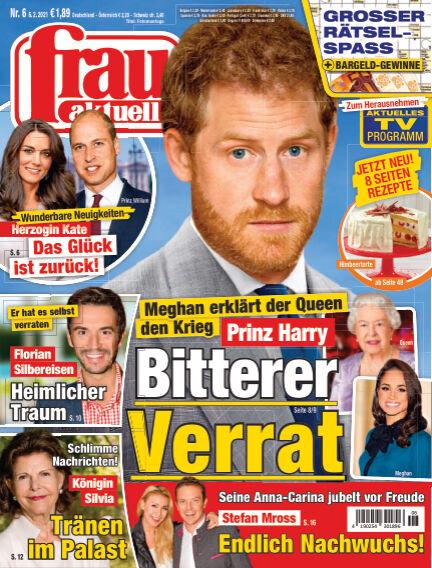 frau aktuell February 06, 2021 00:00