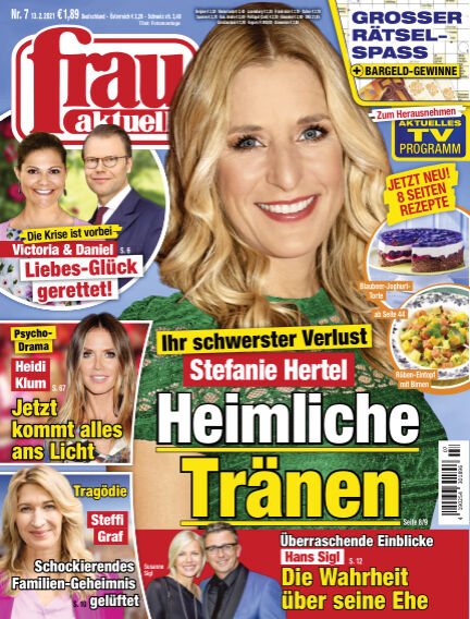 frau aktuell February 13, 2021 00:00