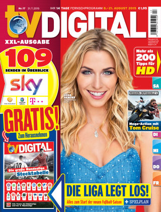 TV DIGITAL XXL NR.17 2015