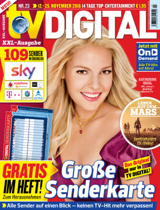TV DIGITAL XXL 23