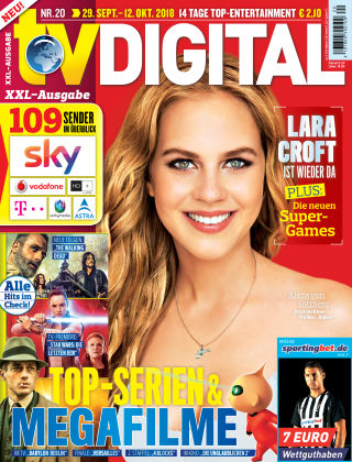 TV DIGITAL XXL 20