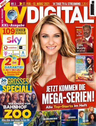 TV DIGITAL XXL 05/2021