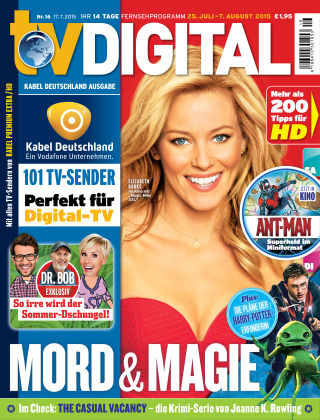 TV DIGITAL Kabel Deutschland NR.16 2015