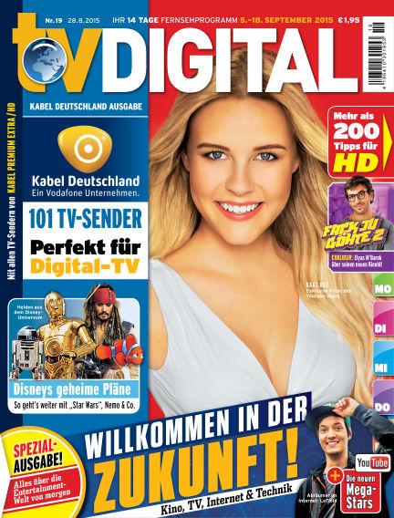 TV DIGITAL Kabel Deutschland August 28, 2015 00:00