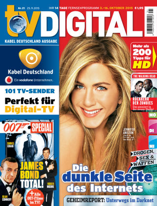 TV DIGITAL Kabel Deutschland 21