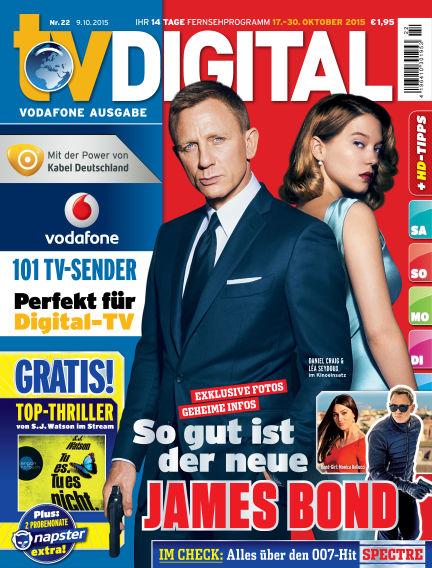 TV DIGITAL Kabel Deutschland October 09, 2015 00:00