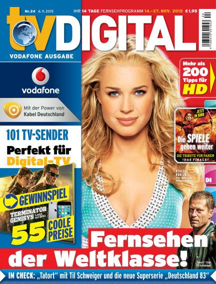 TV DIGITAL Kabel Deutschland November 06, 2015 00:00