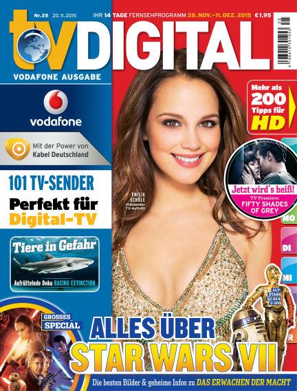 TV DIGITAL Kabel Deutschland November 20, 2015 00:00