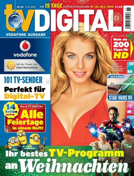 TV DIGITAL Kabel Deutschland December 04, 2015 00:00