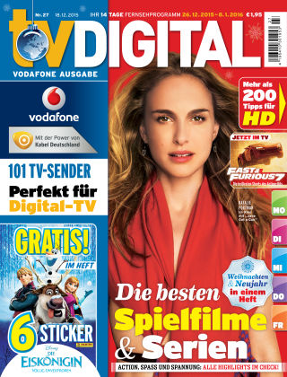 TV DIGITAL Kabel Deutschland 27