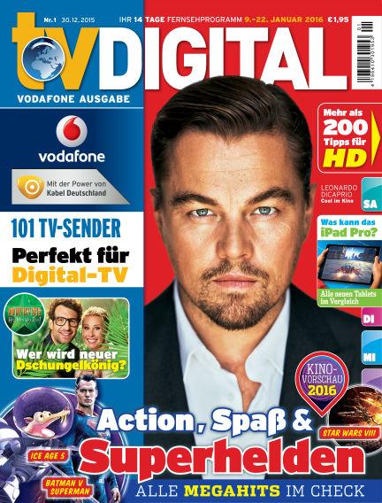 TV DIGITAL Kabel Deutschland December 30, 2015 00:00