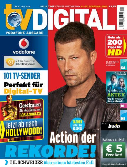 TV DIGITAL Kabel Deutschland January 29, 2016 00:00