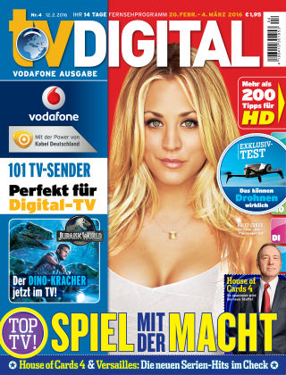 TV DIGITAL Kabel Deutschland 04