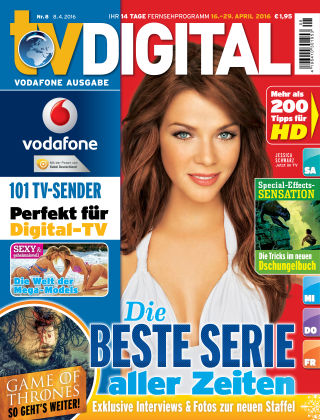 TV DIGITAL Kabel Deutschland 08