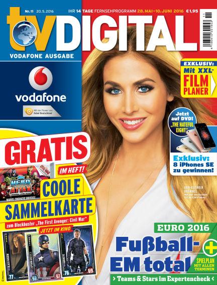 TV DIGITAL Kabel Deutschland May 20, 2016 00:00
