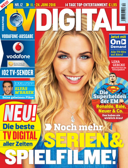 TV DIGITAL Kabel Deutschland June 03, 2016 00:00