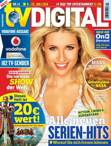TV DIGITAL Kabel Deutschland July 01, 2016 00:00