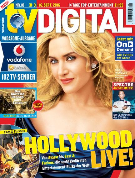 TV DIGITAL Kabel Deutschland August 26, 2016 00:00