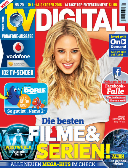 TV DIGITAL Kabel Deutschland September 23, 2016 00:00