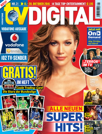 TV DIGITAL Kabel Deutschland October 07, 2016 00:00