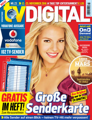 TV DIGITAL Kabel Deutschland 23