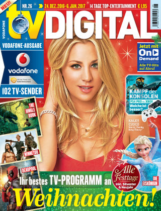 TV DIGITAL Kabel Deutschland 26