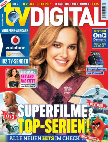 TV DIGITAL Kabel Deutschland January 13, 2017 00:00
