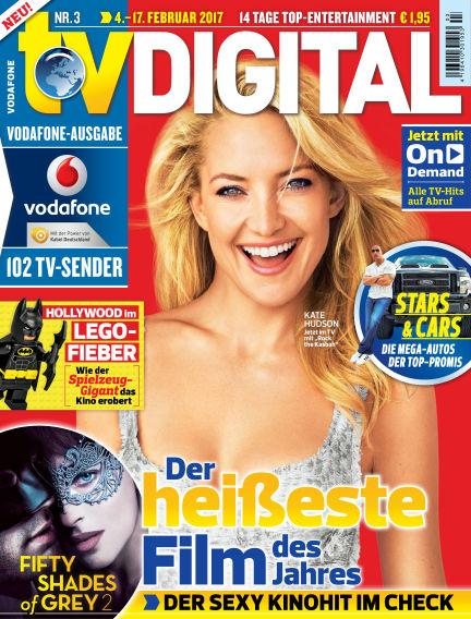 TV DIGITAL Kabel Deutschland January 27, 2017 00:00