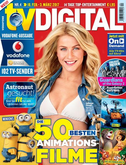 TV DIGITAL Kabel Deutschland February 10, 2017 00:00
