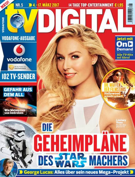 TV DIGITAL Kabel Deutschland February 24, 2017 00:00