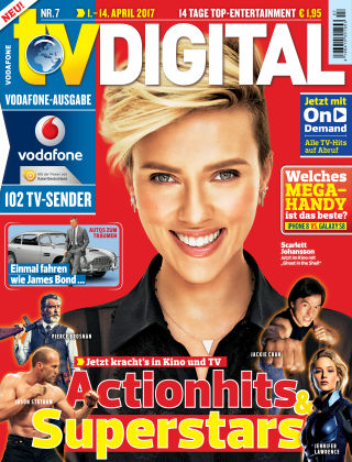 TV DIGITAL Kabel Deutschland 07