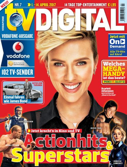 TV DIGITAL Kabel Deutschland March 24, 2017 00:00