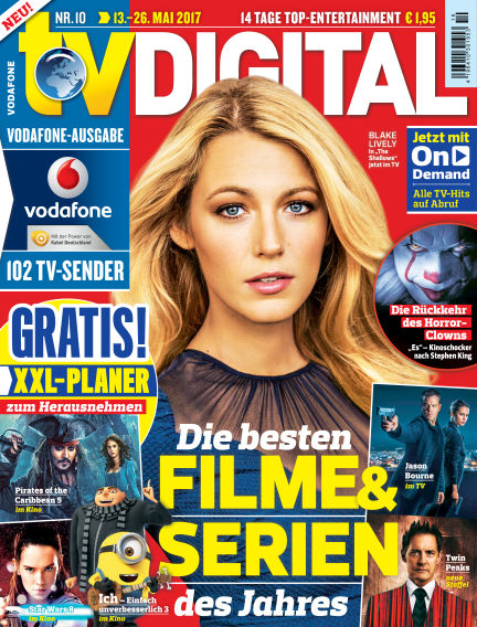 TV DIGITAL Kabel Deutschland May 05, 2017 00:00