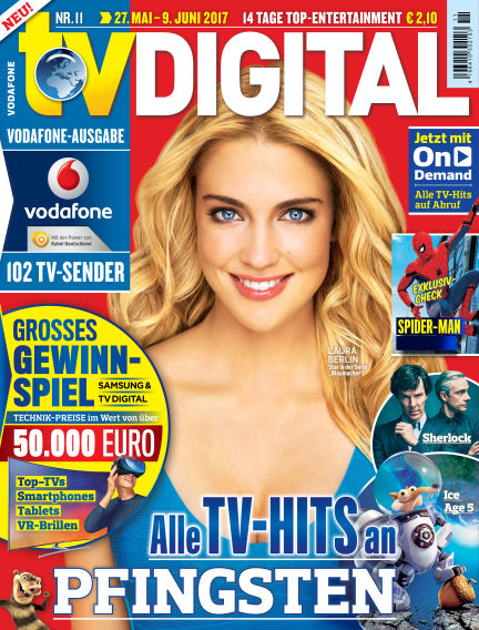 TV DIGITAL Kabel Deutschland May 19, 2017 00:00