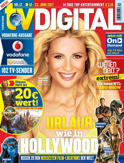 TV DIGITAL Kabel Deutschland June 02, 2017 00:00