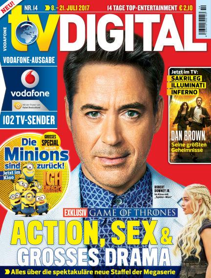 TV DIGITAL Kabel Deutschland June 30, 2017 00:00