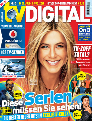TV DIGITAL Kabel Deutschland 15
