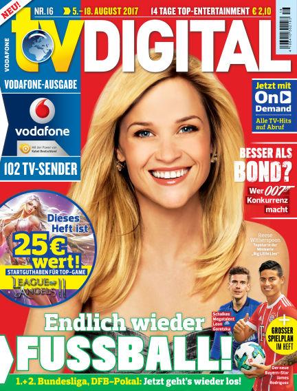 TV DIGITAL Kabel Deutschland July 28, 2017 00:00