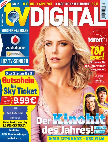 TV DIGITAL Kabel Deutschland August 11, 2017 00:00