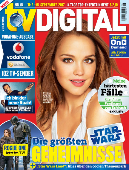TV DIGITAL Kabel Deutschland August 25, 2017 00:00