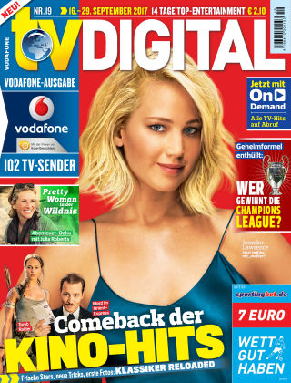 TV DIGITAL Kabel Deutschland 19