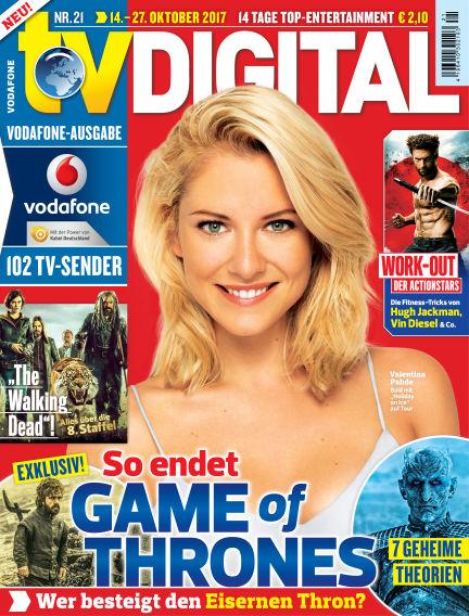 TV DIGITAL Kabel Deutschland October 06, 2017 00:00