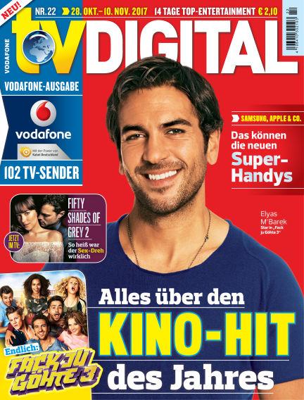 TV DIGITAL Kabel Deutschland October 20, 2017 00:00