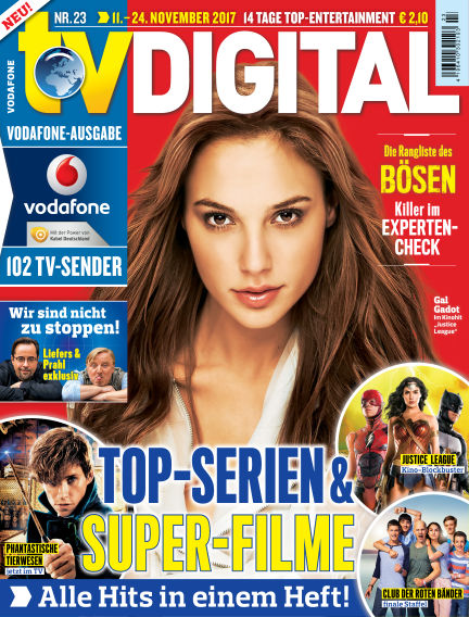 TV DIGITAL Kabel Deutschland November 03, 2017 00:00