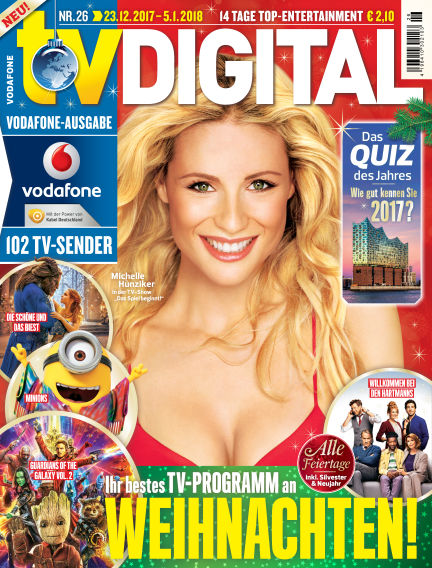 TV DIGITAL Kabel Deutschland December 15, 2017 00:00