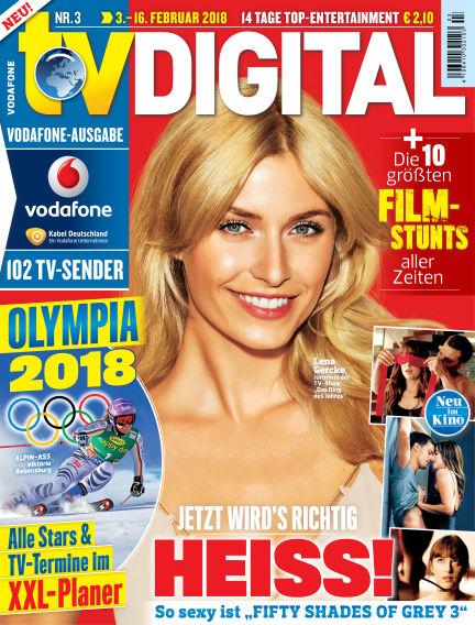TV DIGITAL Kabel Deutschland January 26, 2018 00:00