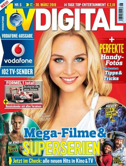 TV DIGITAL Kabel Deutschland March 09, 2018 00:00